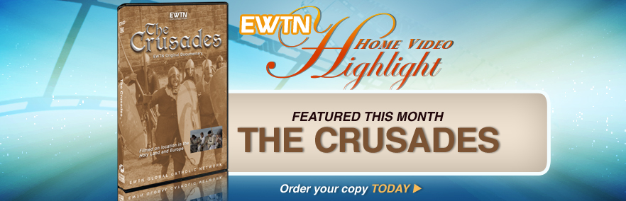 Home Video Highlight for November: The Crusades