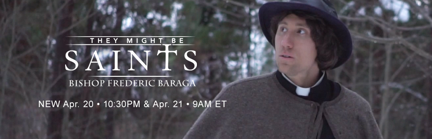 They Might Be Saints April 20 at 10:30 PM ET and April 21 at 9 AM ET